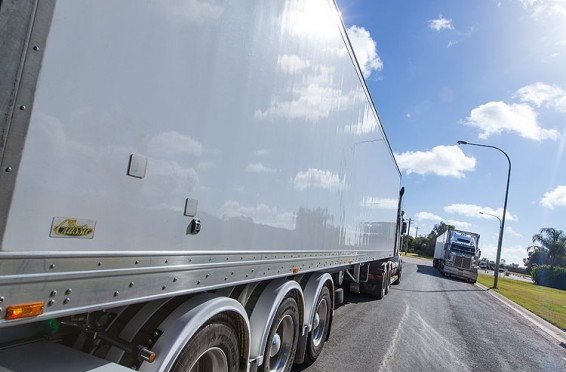 Road freight transport industry